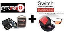 Eye Dominance Correction - Redeye - Plus Evolution Switch Shooting Glasses
