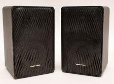 Realistic Minimus-7 Bookshelf Stereo Speakers / Monitors | 8 Ohms - 40 Watts
