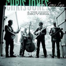Chris Jones, Chris Jones & the Night Drivers - Lonely Comes Easy [New CD]