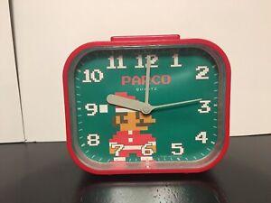 Rare Super Mario Santa Clock Toy Nintendo Japan Mario Bros Figure UFO Christmas