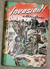 INVASION A NOVEL BY WHITMAN CHAMBERS