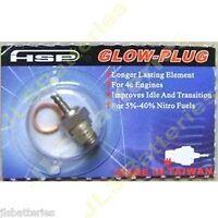 RC Radio Glow Plug N4 Number 4 Nitro HPi Traxxas Tamiya Kyosho HSP Medium