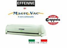 MACCHINA SOTTOVUOTO AUTOMATICA EFFENNE AGILA BY MAGIC VAC SOTTO VUOTO MADE ITALY