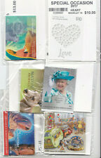 AUSTRALIA FV $331.00 MUH P&S BOOKLETS SEALED AP POSTAGE Parcels etc