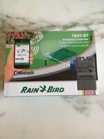 Rain Bird TBOS-BT 1 zona Programador riego Con Bateria 9v y Bluetooth