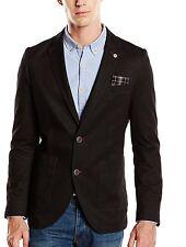 Calamar Men's Smart Casual Blazer - Black - UK Size 40R - Box6469 i