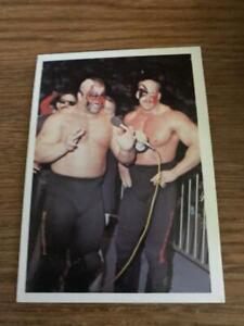 1988 Wonderama NWA Dusty Rhodes Logo #99.1
