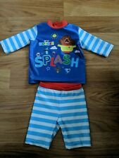EHI TU duggee Baby Boy Swim Suit Set Età 12-18 mesi