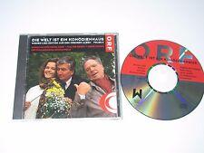 CD/ORF CD8/DIE WELT IST EIN KOMÖDIENHAUS/BERRY/ZEDNIK/PHILHARMONIA SCHRAMMELN