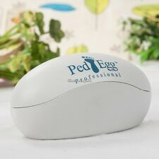 New Ped Egg The Ultimate Foot Callus File Smooth Beautiful Feet Pedicure Tool