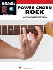 Power Chord Rock - Essential Elements Guitar Songs Mid-Beginner NEW 000001139
