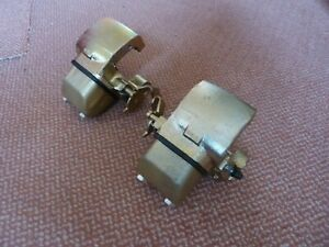 ROVER P6 2000 2200 3500 Rear Brake Calipers.   Fully refurbished.  EXCHANGE.