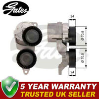 Gates Drive Belt Tensioner Pulley Fits XC90 V70 S60 XC70 Cross Country - T39026