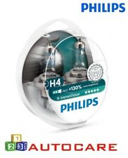 PHILIPS H4 Xtreme Vision extra luce dei fari lampadine alogene 130% Twin Pack