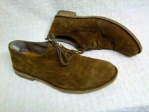 OFFICINE CREATIVE Herren Schuhe Gr. 43,5 Leder braun Halbschuhe