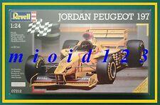 1/24 - JORDAN PEUGEOT 197 - REVELL - [ Kit di montaggio - Assembly kit ]