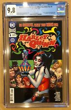 HARLEY QUINN: BE CAREFUL WHAT YOU WISH FOR # 1 CGC 9.8 (3/18)