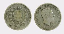 pci4467) VITTORIO EMANUELE II (1861-1878) 1 LIRA STEMMA 1863 MI AR