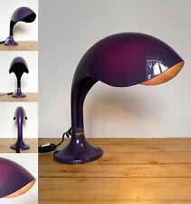Very rare lamp Rhea Minor design Marcello Cuneo 70s Space age Joe Colombo Eames