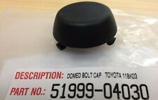 GENUINE TOYOTA TACOMA 2009 DOMED BUMPER BOLT CAP QUANTITY OF 1 5199904030