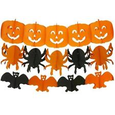 Paper Pumpkin Party Decorations