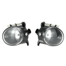 Pair of Front Fog Light Lamp Bulb H11 Replacement Set for AUDI A4 S4 B8 08-2011