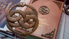 NEVERENDING STORY AURYN 1:1 SCALE REPLICA PROP BOOK COVER VERSION