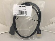 Cable Hdmi 2 Kenwood Kw-plomo Arnés de cableado HDMI Genuino Kenwood