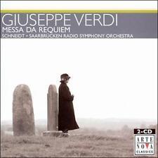 Verdi: Messa Da Requiem (CD, Nov-2005, 2 Discs, Arte Nova)