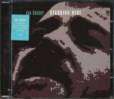 Joe Cocker - Standing Here: Live In Denver 1981 (2 CD) CD **BRAND NEW/SEALED**
