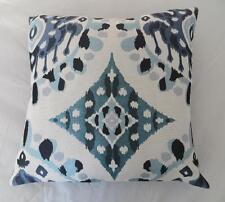 Blues Textured 45cm Cushion Cover Home Decor