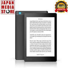 "KOBO AURA ONE Waterproof eReader Wi-Fi 8 GB 7.8"" Black 100% Genuine from Japan"