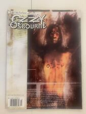 1999 Todd McFarlane Presents OZZY Osbourne  Magazine Great Condition