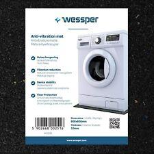 Wessper Hocheffiziente Antivibrationsmatte für Waschmaschinen, Lautsprecher usw.