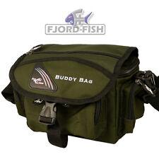 IRON CLAW Buddy Bag Angeltasche + 3 Varioboxen Tasche Köderbox Zubehör Angeln