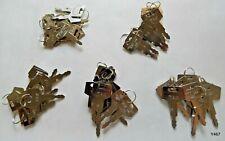 50 Aftermarket Ignition Keys Takeuchi 17001-00019