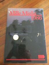 Mille Miglia 1986 a cura di M. W. Veteran car club di Brescia