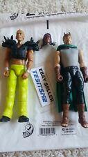 WWE Mattel Create A Superstar Lot: Kane/Rocker & Sheamus