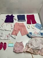 Gotz Doll Outfit Lot Of Clothes