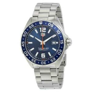 Tag Heuer Men's WAZ1010.BA0842 'Formula 1' Stainless Steel Watch
