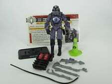 HASBRO G.I JOE COBRA PURSUIT OF COBRA POC 30TH ANNIVERSARY TECHNO VIPER FIGURE