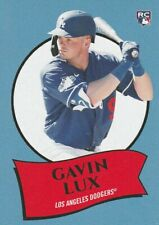 2020 Topps Montgomery Set 3 1969 Poster #9 Gavin Lux Dodgers
