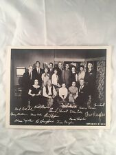As The World Turns Soap Opera Vintage 1960 Promotional Picture Black White Photo