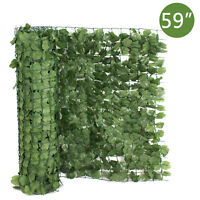 """94"""" X 59"""" Faux Ivy Leaf Artificial Hedge Fencing Privacy Fence Screen Decorative"""