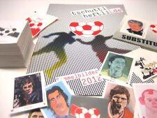 TSCHUTTI EURO 2012 Complete set ALL Stickers  Album Pack