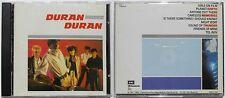 DURAN DURAN CD 1983 (1 STAMPA JAPAN)