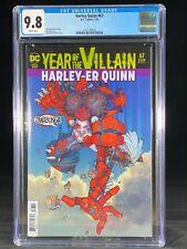 Harley Quinn #67 CGC 9.8 2020 DC Comics Batman Superman A223