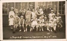 Balby, Doncaster photo. Pembroke ?Mr Coronation Celebrations by J.Simonton Balby