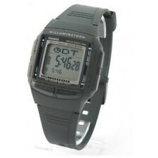 RELOJ CASIO DB-36 *DATA BANK*10 YEAR BATT* 5 ALARM*50 MTS *ORIGINAL Y GARANTIA*