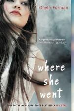 Where She Went 2012, Book